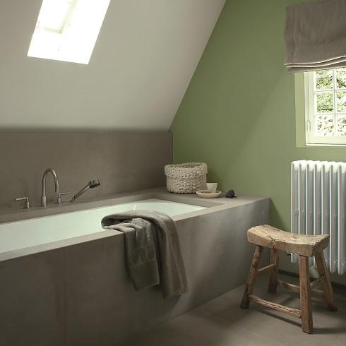 Kleur van de maand groen sprong 39 s verf en kleurmakerij - Kleur voor de slaapkamer van de meid ...