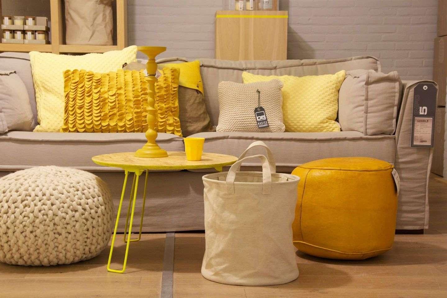 Nieuwe kleur is: goudgeel! | Sprong\'s Verf en Behang